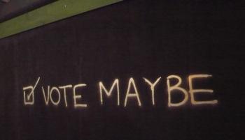 """¿Votaron """"quizás"""" los irlandeses en 2008?"""