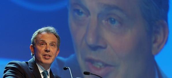 Para convertirse en primer presidente de la UE, a Blair le sirve con no tener rivales | WEF (cc)